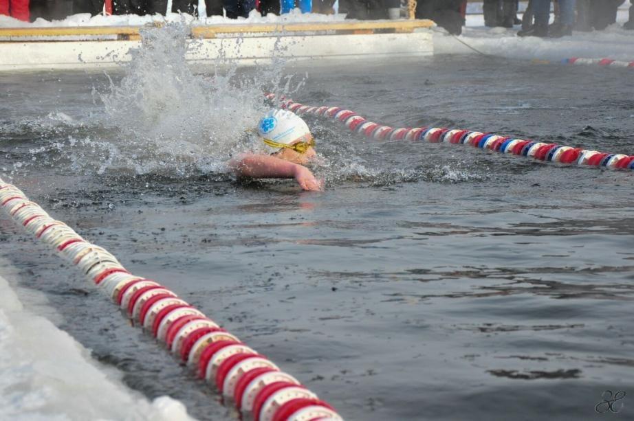 Под Хабаровском пройдут ежегодные соревнования по холодовому плаванию