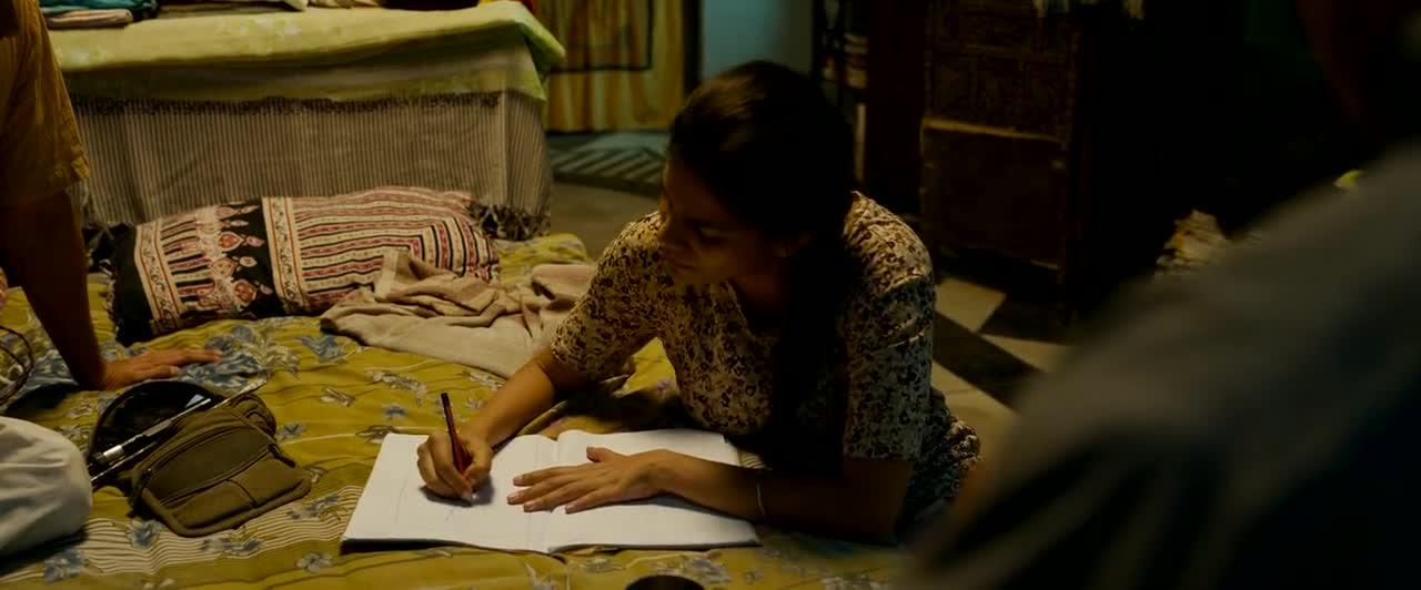 Movie Screenshot of Gulabo Sitabo