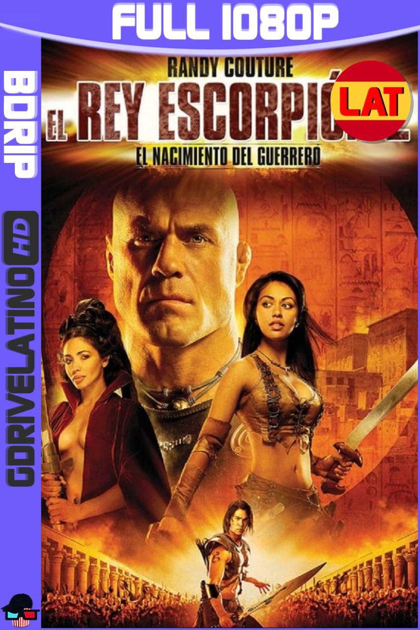 El Rey Escorpión: El Ascenso de un Guerrero (2008) Full HD BDRip 1080p Latino-Ingles MKV