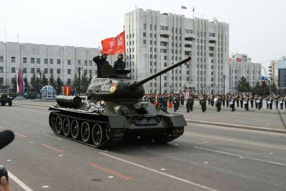 Ко Дню Победы в районах края организуют автопробег, фестиваль и концерты