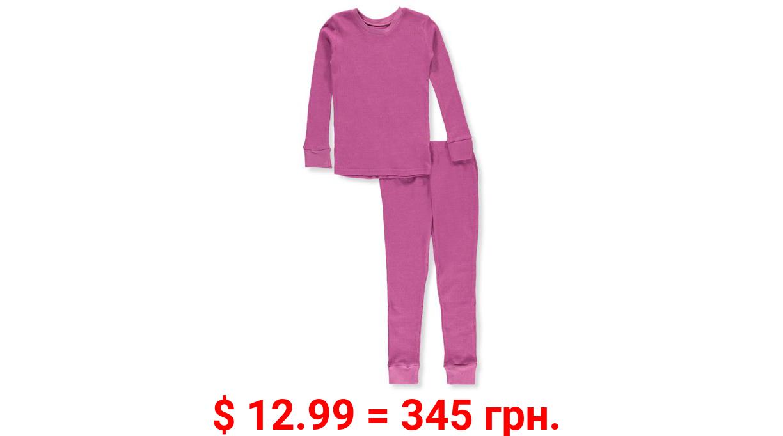 Ice2O Girls' Thermal 2-Piece Long Underwear Set (Toddler)