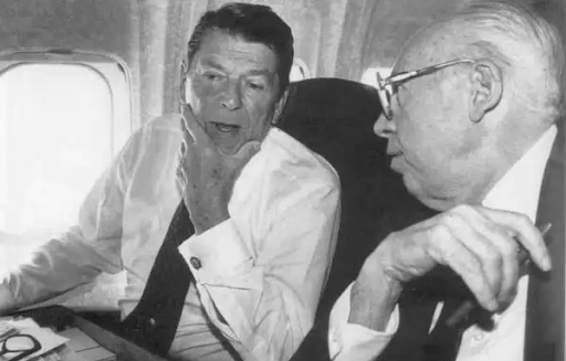 Рейган, нефть и СССР. Секретный треугольник.