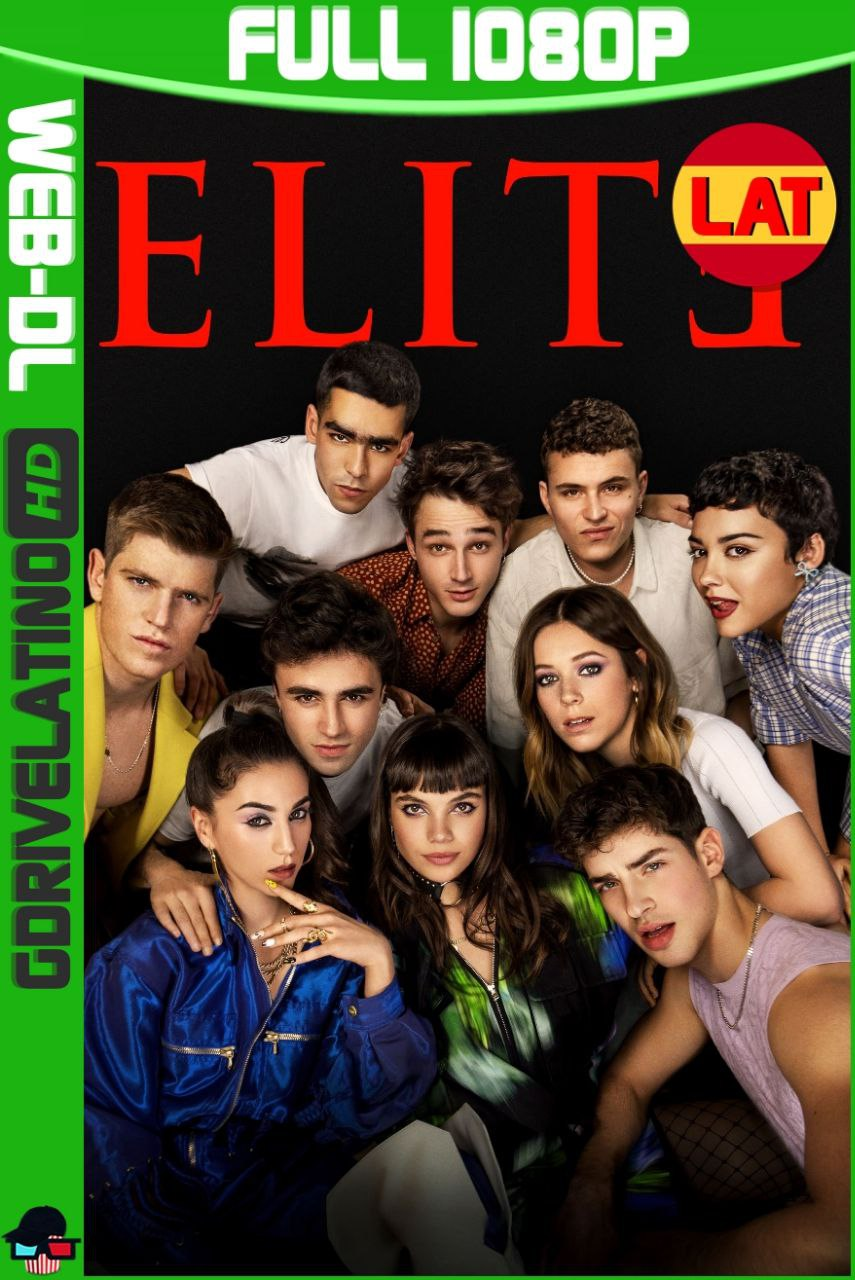 Élite (2019) Temporada 01 al 04 NF WEB-DL 1080p Latino-Castellano-Ingles MKV