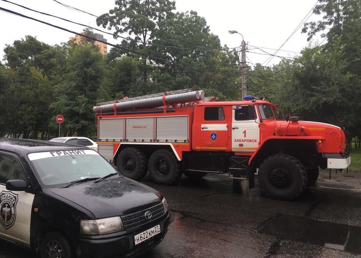Очередное массовое минирование в Хабаровске и по всему Дальнему востоку