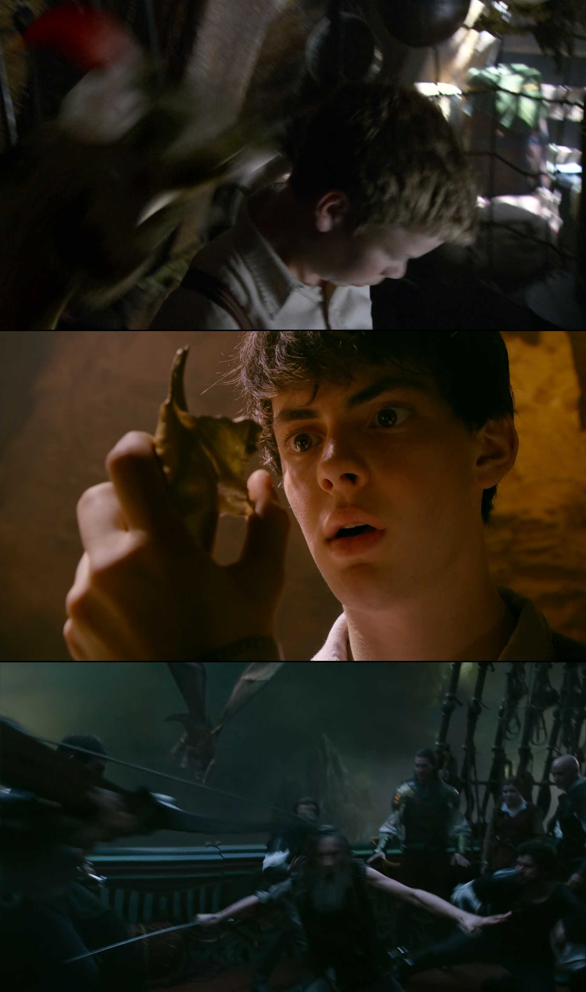 Screenshot of The Chronicles of Narnia: The Voyage of the Dawn Treader Movie