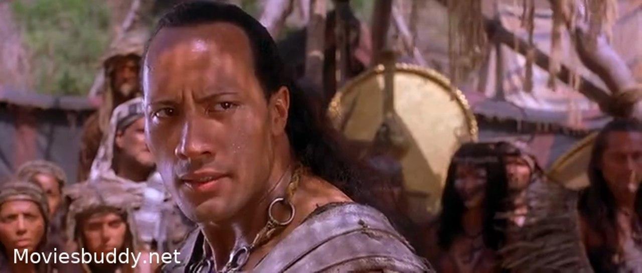 Movie Screenshot of The Scorpion King