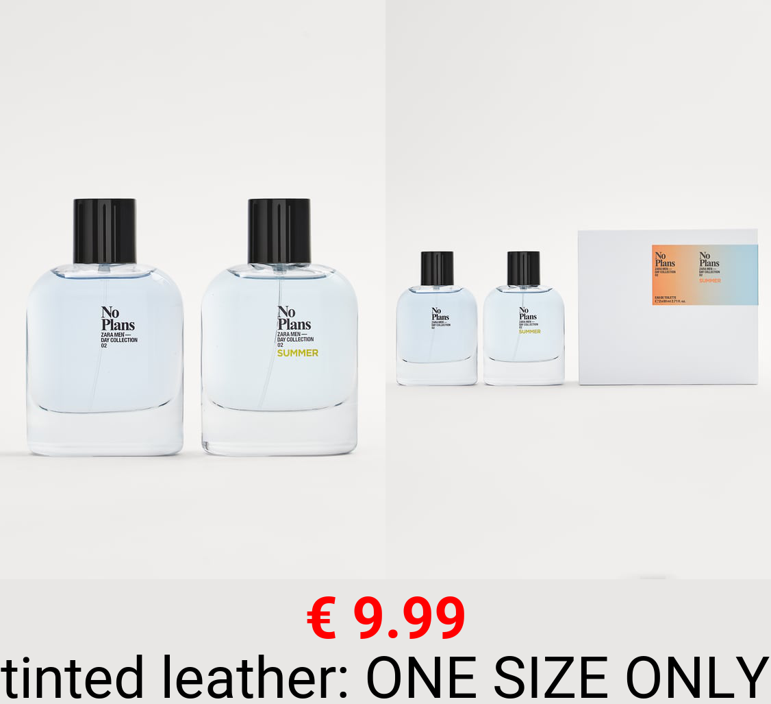 80 ML / 2.71oz NO PLANS + NO PLANS SUMMER EDT - DAY COLLECTION