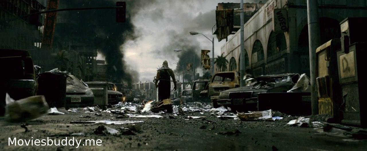 Movie Screenshot of Resident Evil: Afterlife