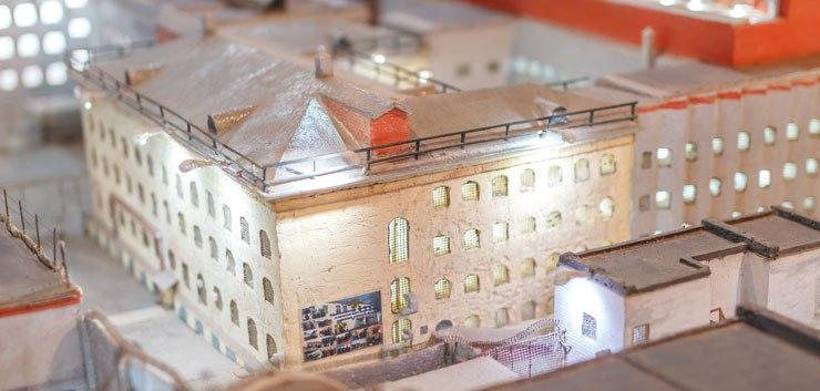 «Тюремный замок» - музей на территории СИЗО