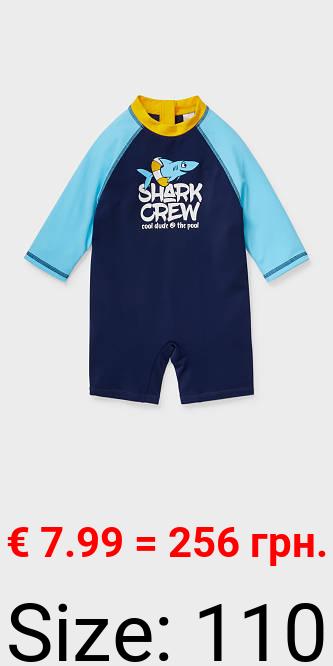 Baby-Badeanzug - UV-Schutz