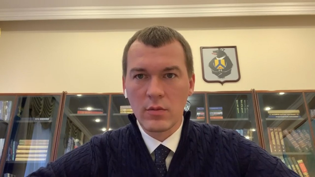 Уголовное дело завели на врио губернатора Хабаровского края Дегтярёва