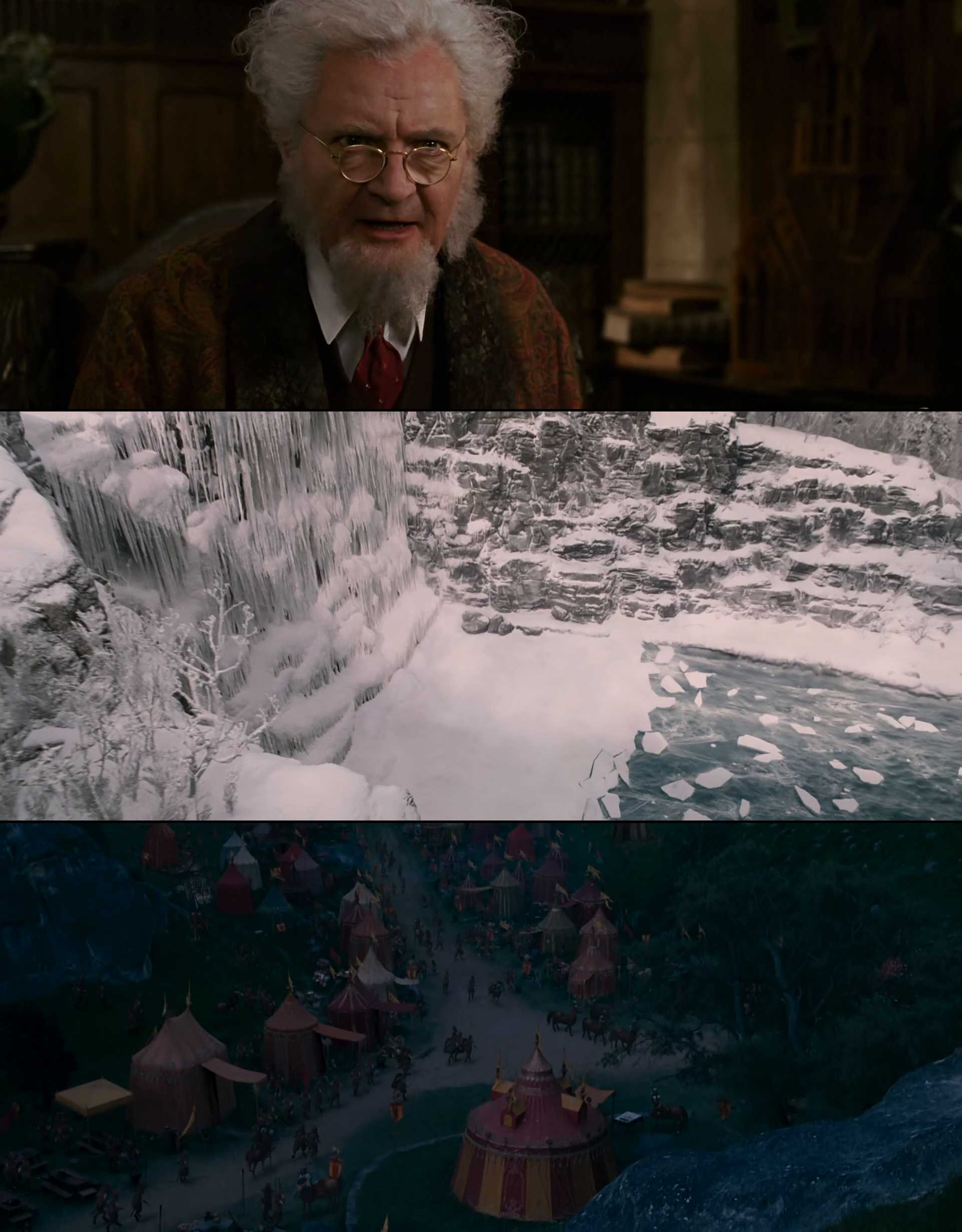 Screenshot of The Chronicles of Narnia: The Lion, the Witch and the Wardrobe Movie