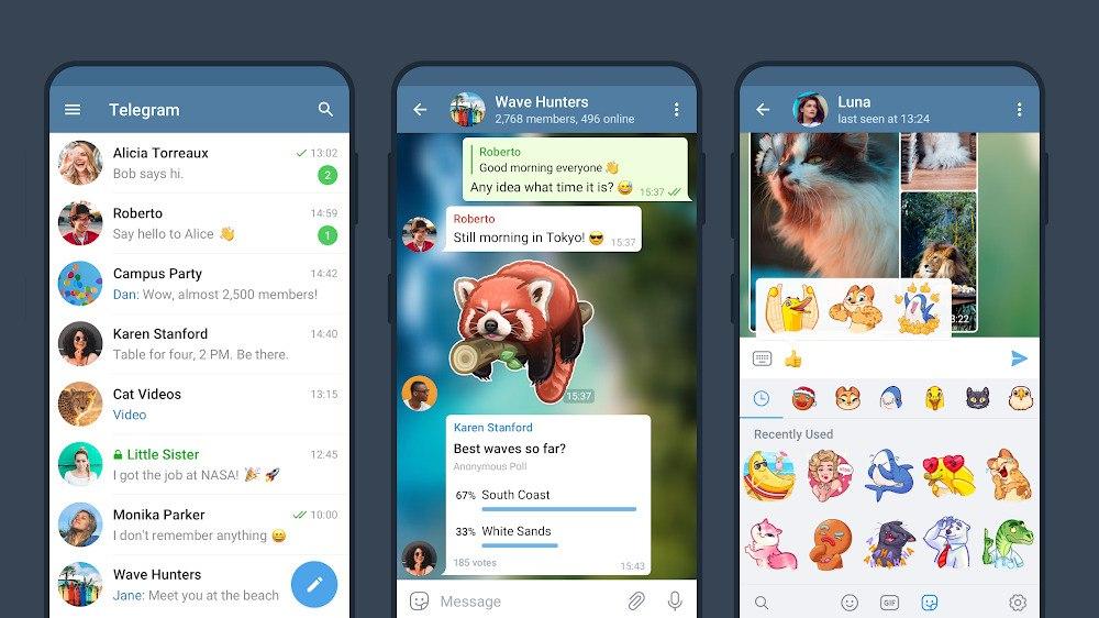 Telegram 7.8.2