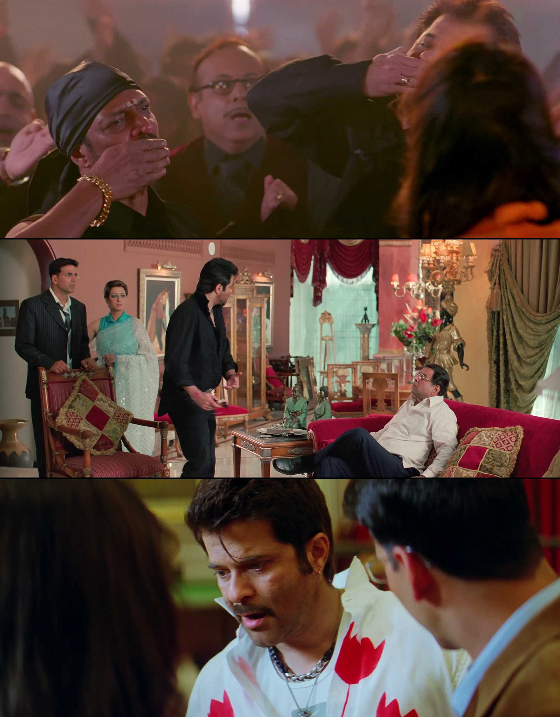 Screenshot of Welcome Movie