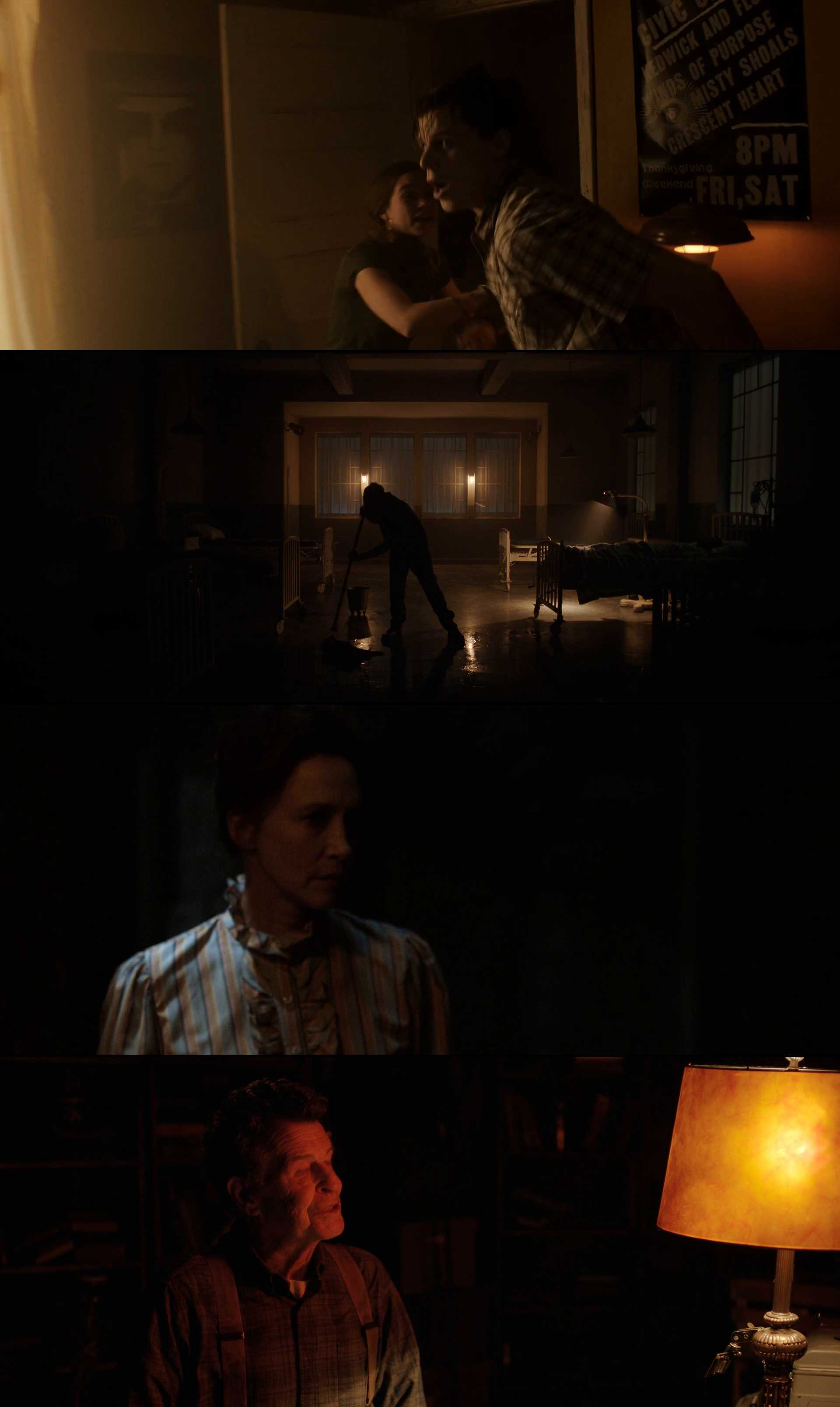 Screenshot of The Conjuring: The Devil Made Me Do It Movie