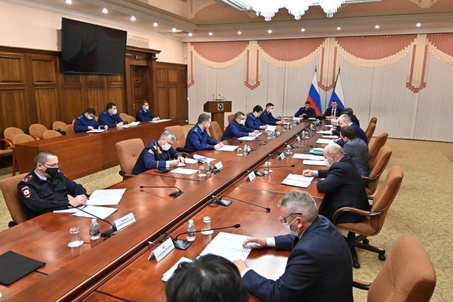 Вопросы восстановления прав обманутых дольщиков рассмотрели в Хабаровске