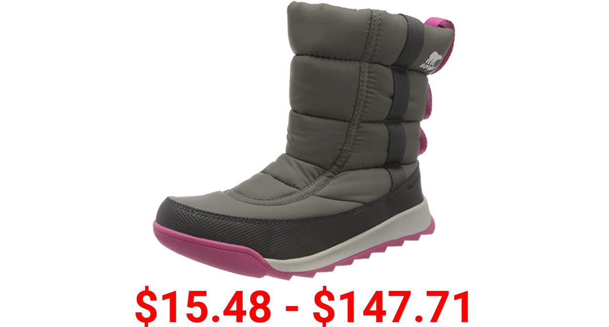 SOREL Children's Whitney II Puffy MID Boot — Waterproof Winter Boots
