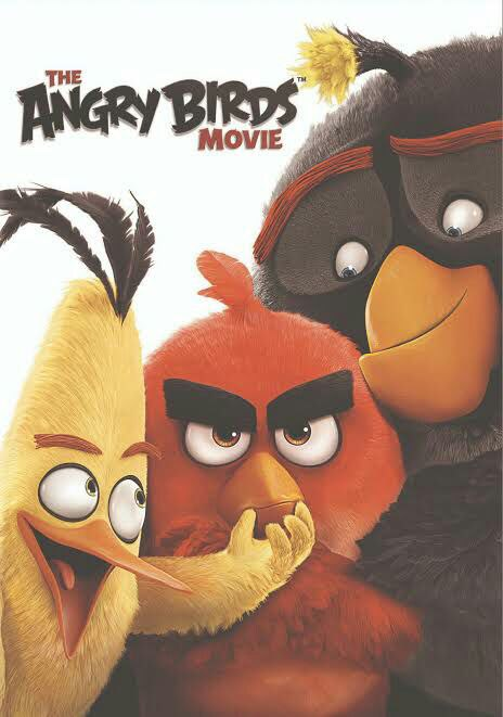 Free Download The Angry Birds Movie Full Movie