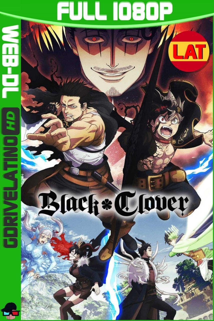 Black Clover (2017) [51/170] WEB-DL 1080p Latino-Japones MKV