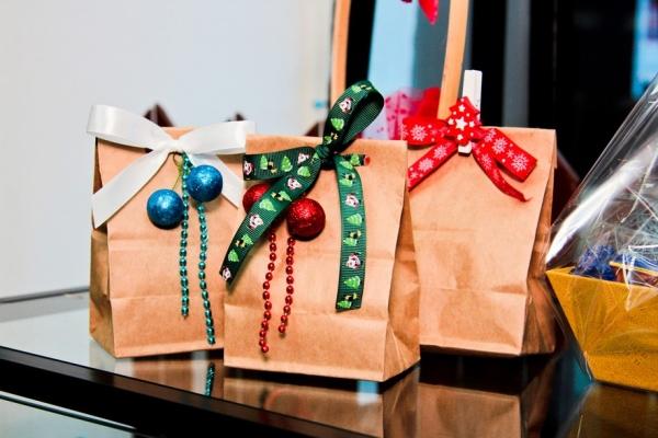 Подарки на новый год что подарить своими руками
