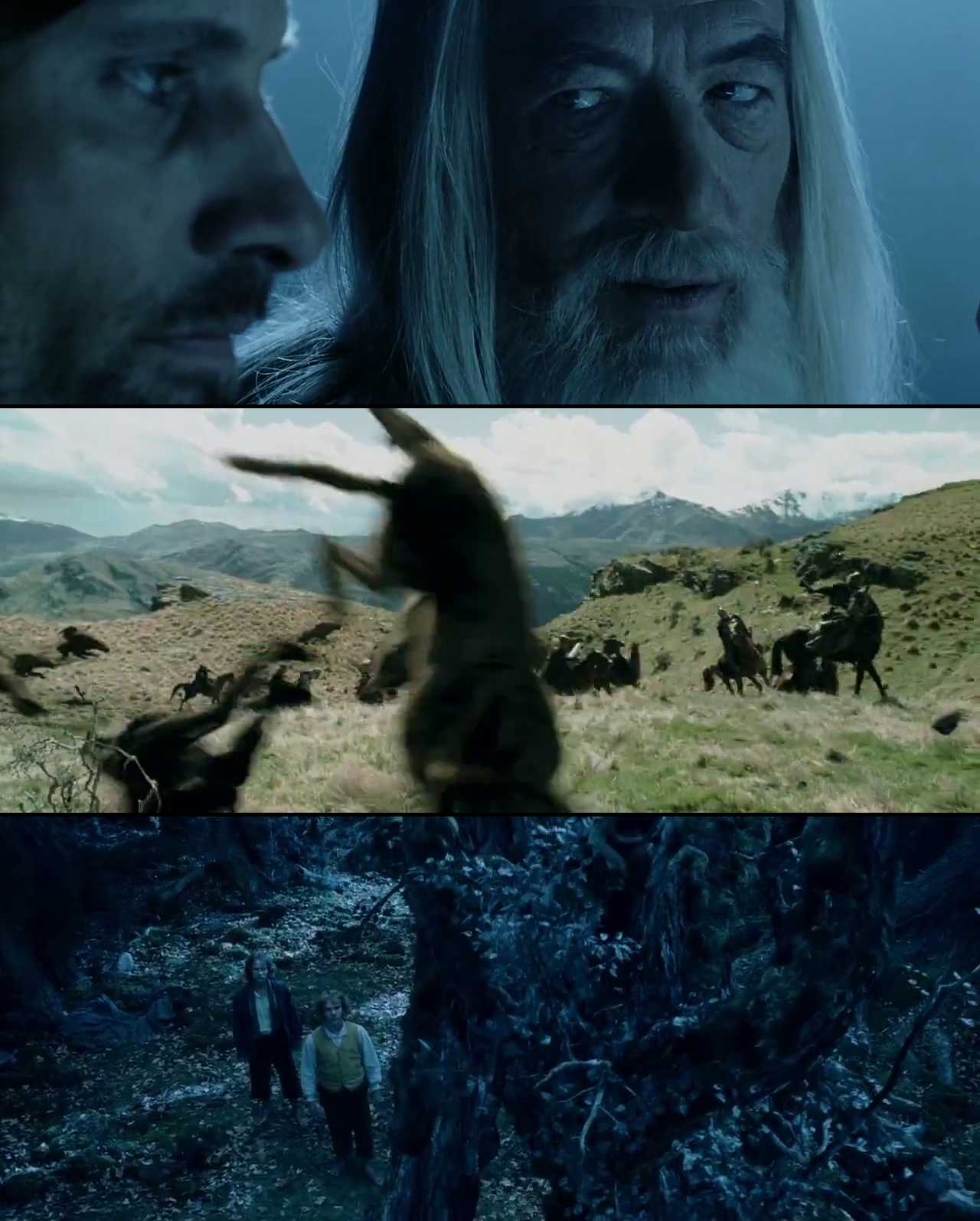 Screenshot of The Lord of the Rings: The Two Towers