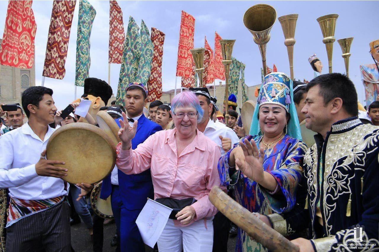 Фестиваль шелка и специй