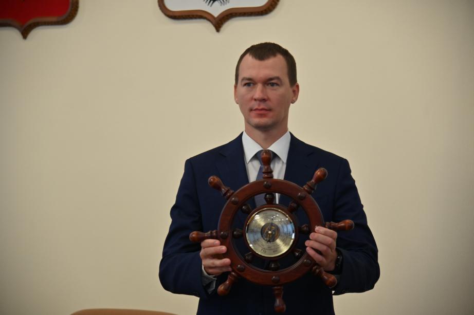 Дегтярев пообещал Хабаровску статус миллионника
