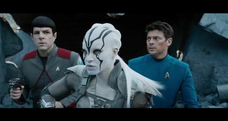 Screenshot of Star Trek Beyond