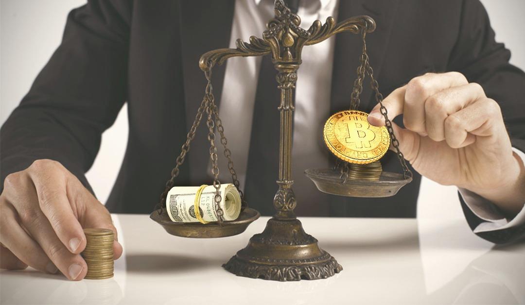 Cryptocurrency VS Fiat money