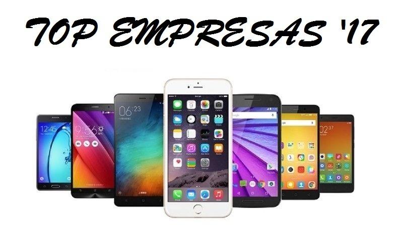 top empresas 2017