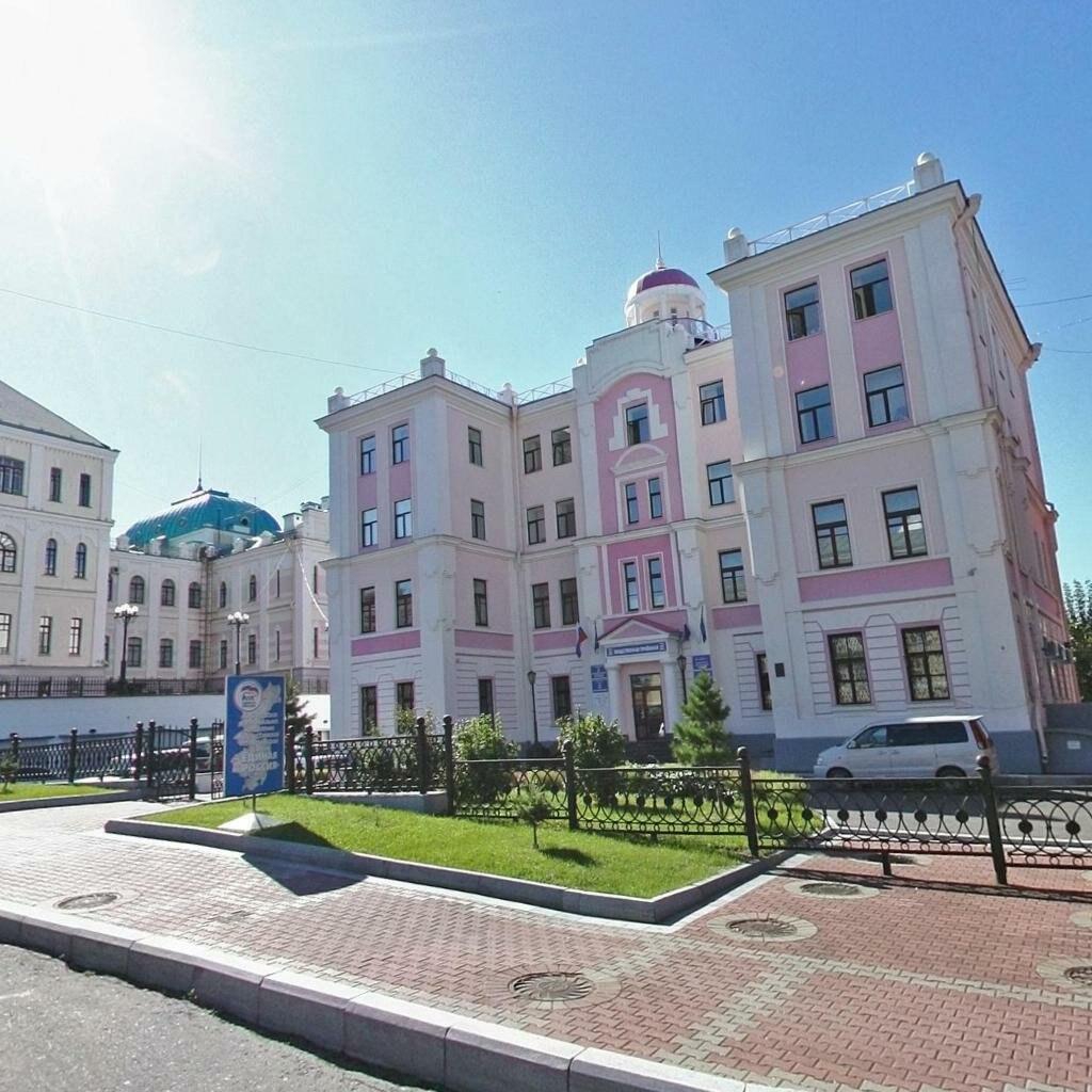 Архитектура улицы Шевченко