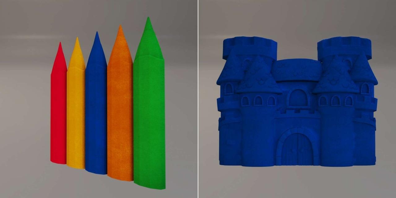 Сейчас в тренде мягкие стеновые 3D панели