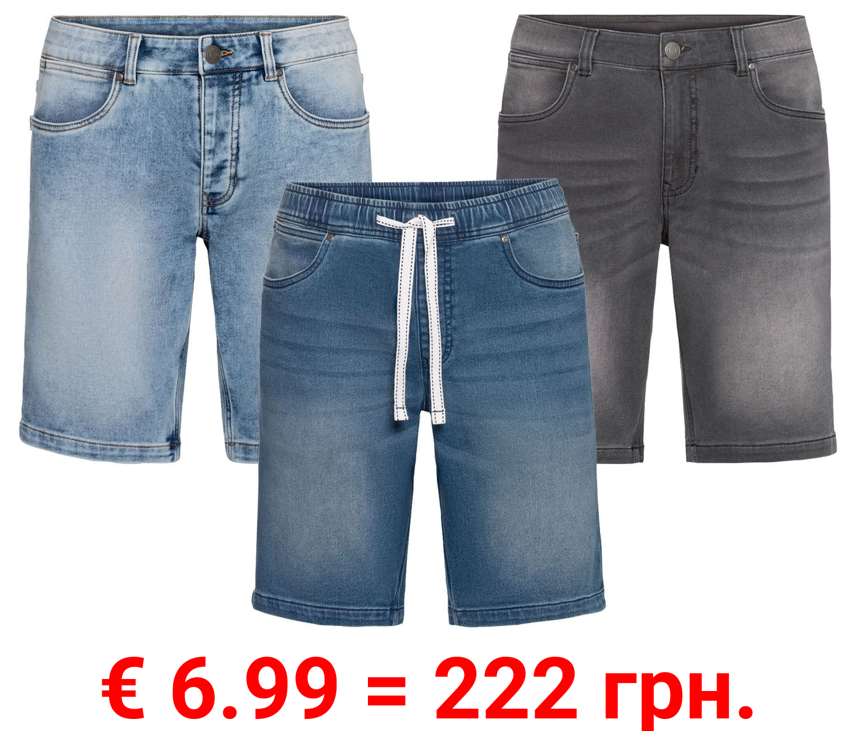 LIVERGY® Herren Shorts