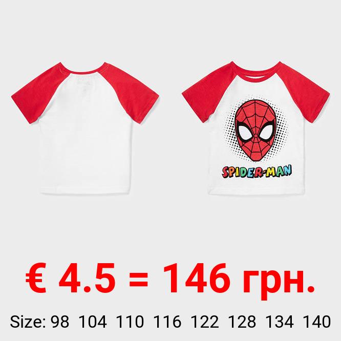 Spider-Man - Kurzarmshirt - Bio-Baumwolle