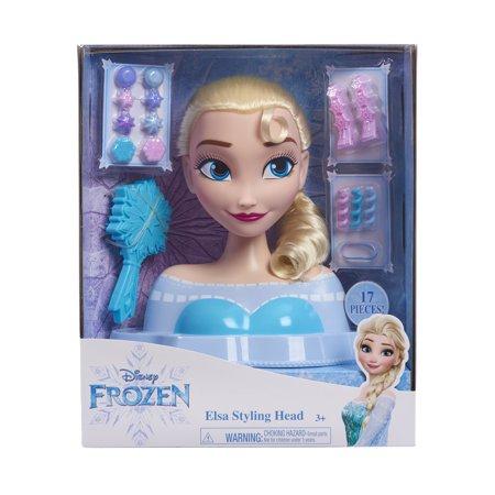 Disney's Frozen Elsa Styling Head