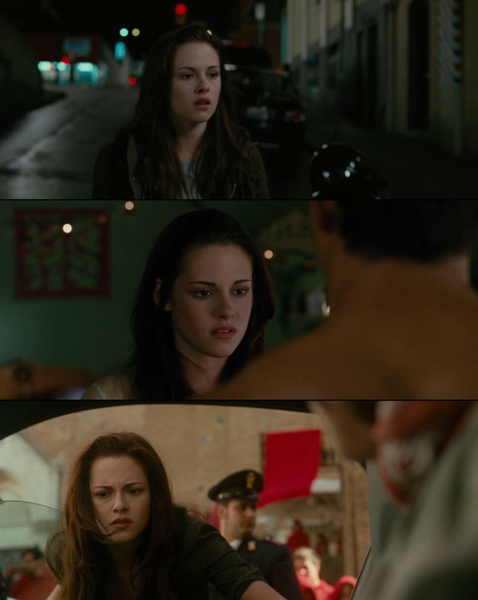Screenshot of The Twilight Saga: New Moon Movie