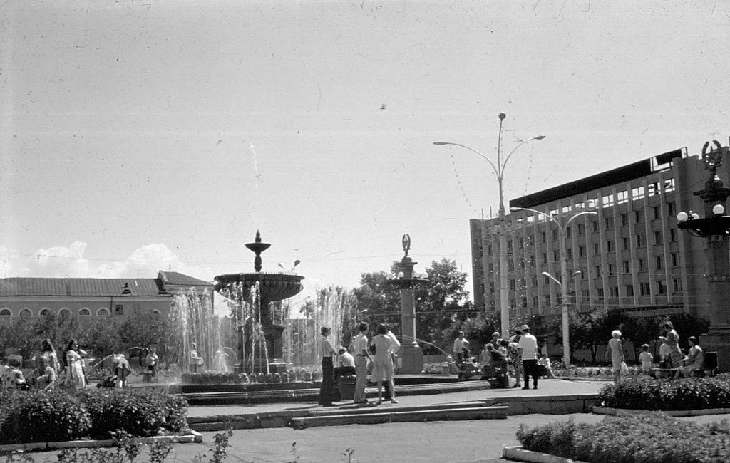Площадь Сталина (Хабаровск)