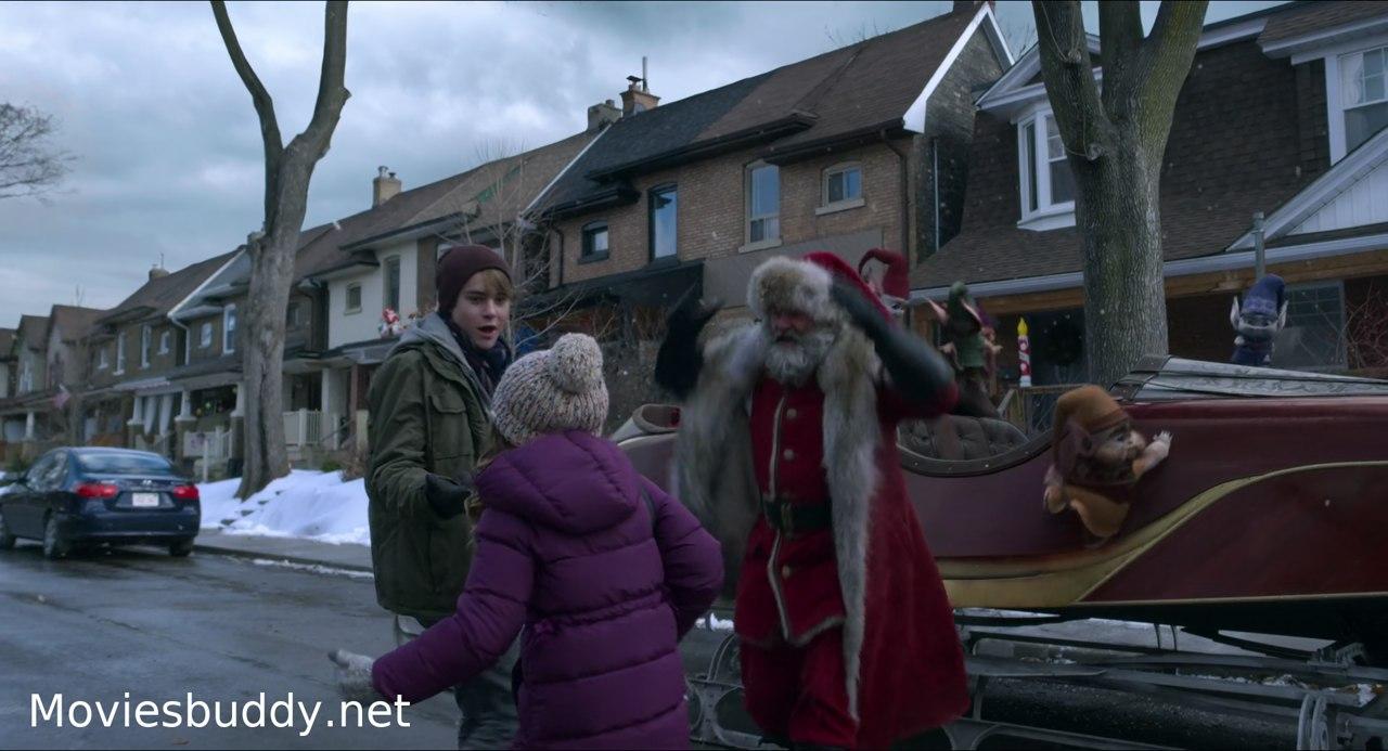 Video Screenshot of The Christmas Chronicles
