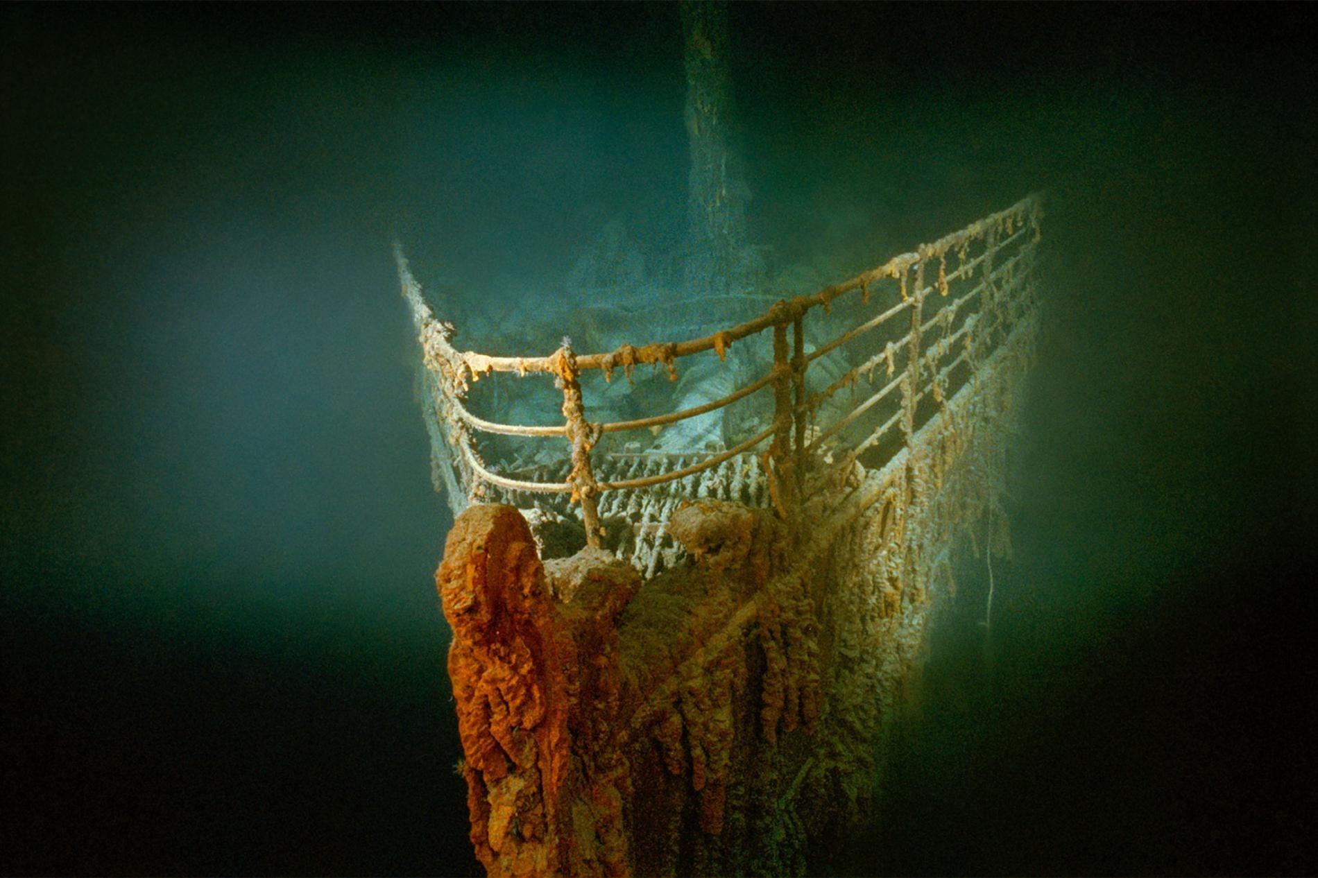 затонувший титаник картинки фото бани или