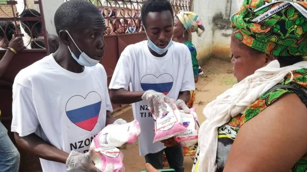 Пригожин поставил в ЦАР новую партию гуманитарной помощи