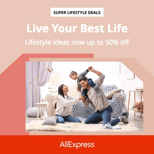 Live Your Best Life  Lifestyle ideas now up to 50% off
