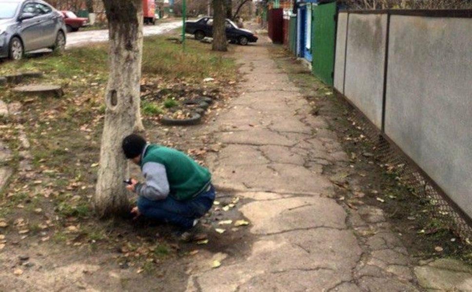 Хабаровские полицейские поймали пришедшего поднять «закладку»