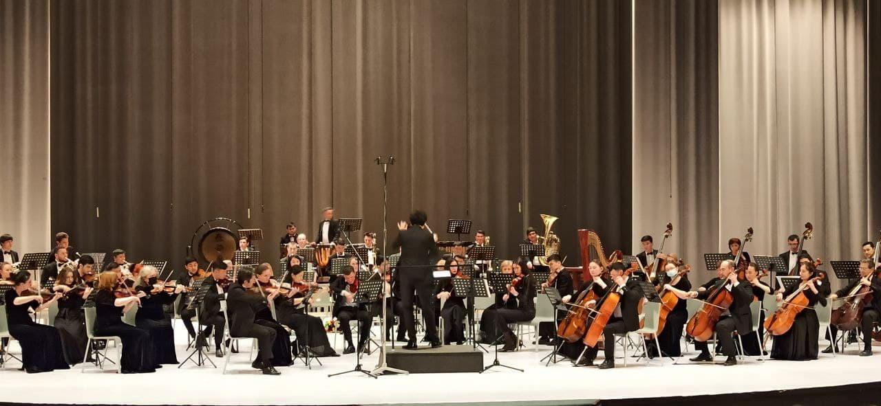 «Классика навсегда» концерт Национального симфонического оркестра