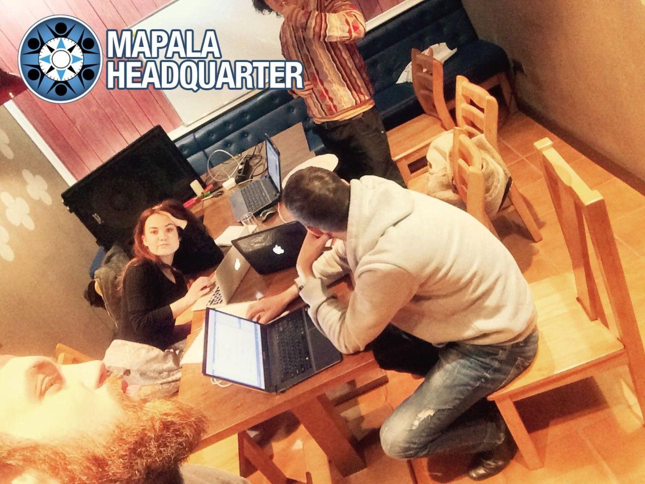 Инсайдерская инфа о команде MAPALA.NET #1