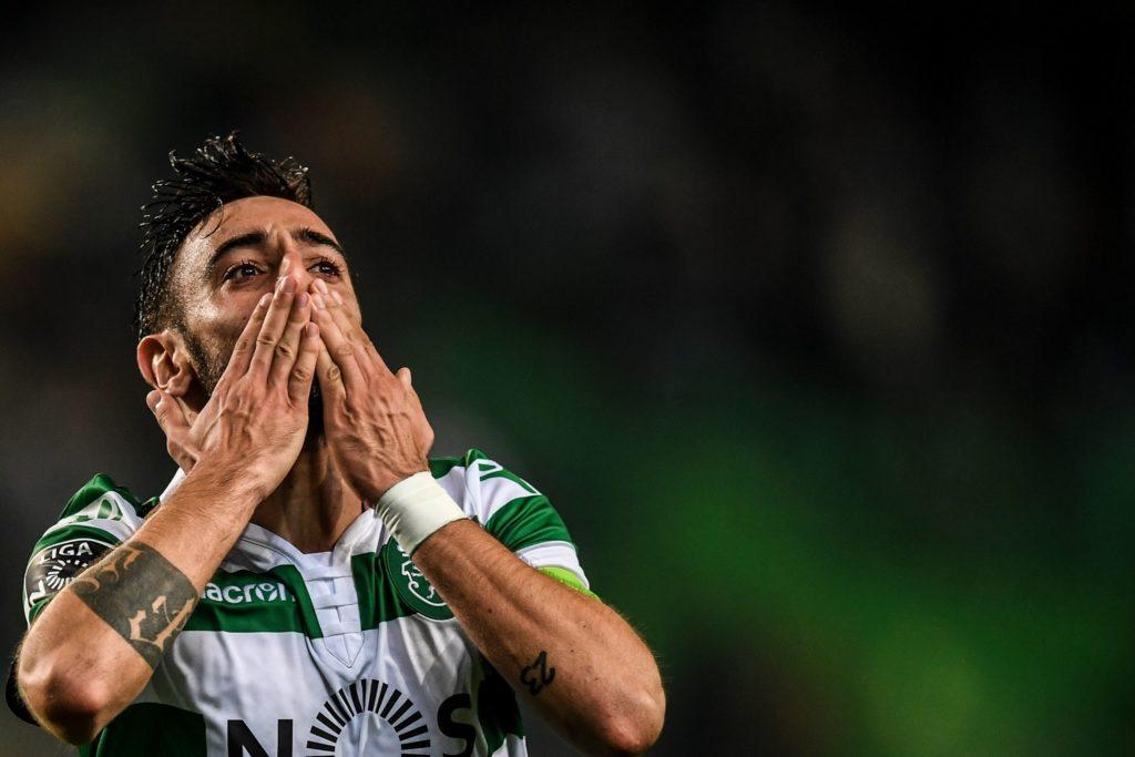 Футбольный путь Бруно Фернандеша