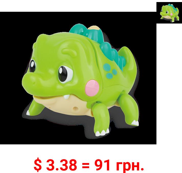 Robo Alive Junior Little Croc 5 Inch Battery-Powered Bath Toy by ZURU