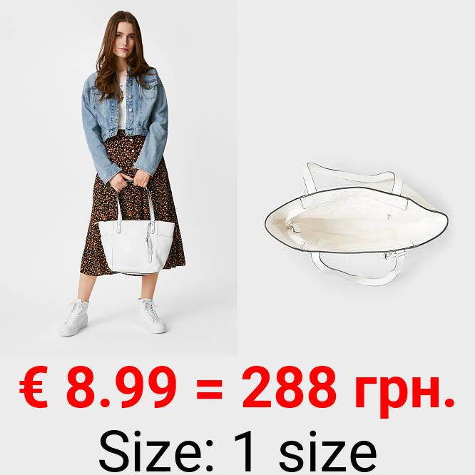 Shopper - Lederimitat