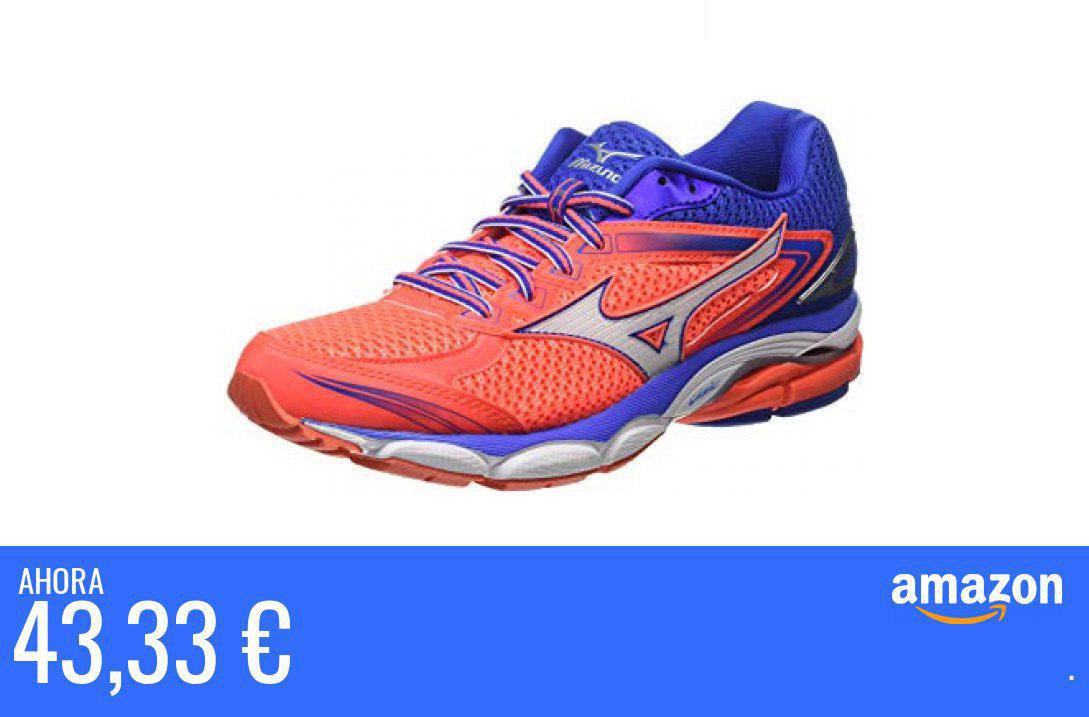 tenis mizuno wave mais barato amazon