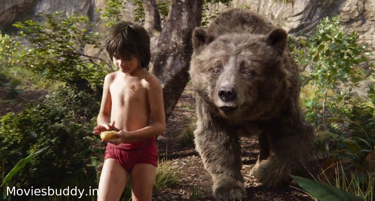 Movie Screenshot of The Jungle Book