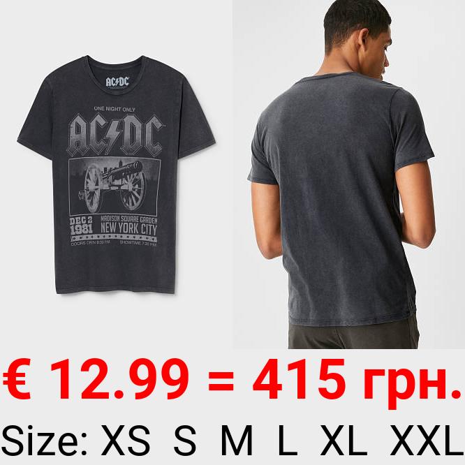 CLOCKHOUSE - T-Shirt - AC/DC